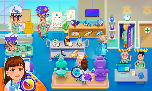 My Hospital: Doctor Game android2mod screenshots 1
