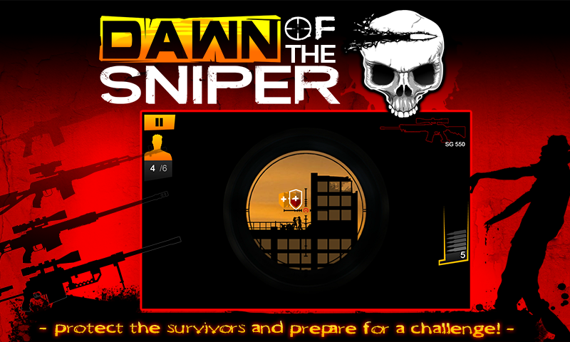 Dawn Of The Sniper- screenshot