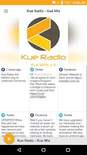 Kue Radio - Kue Mix - náhled