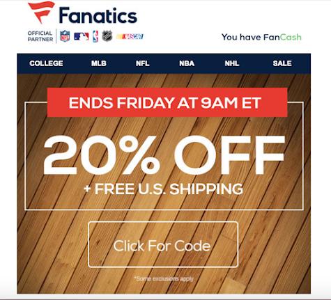 fanatics.com代購文章主圖一