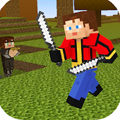 Skyblock Soldier Survival Game