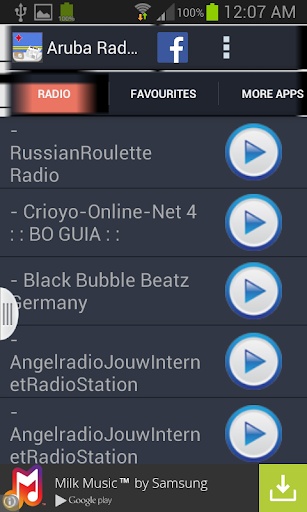 Aruba Radio News