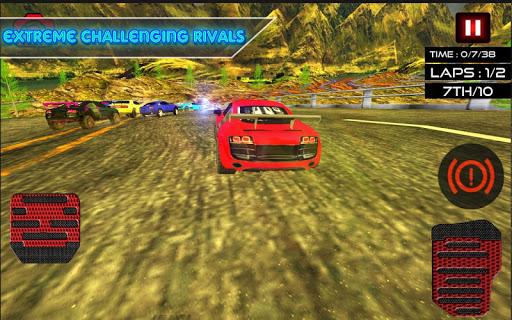 玩免費賽車遊戲APP|下載真正的快速競速賽車 app不用錢|硬是要APP