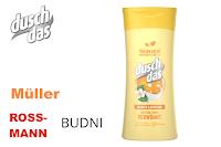 """Angebot für duschdas Bodylotion """"Verwöhnt"""" im Supermarkt"""