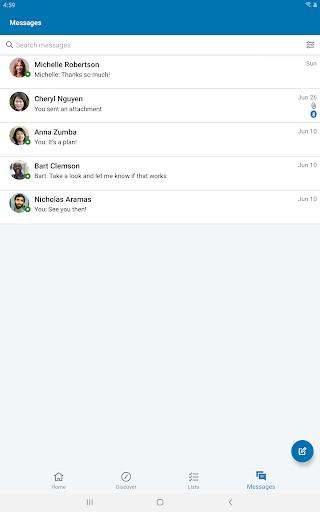 LinkedIn Sales Navigator 6.8.7 screenshots 7