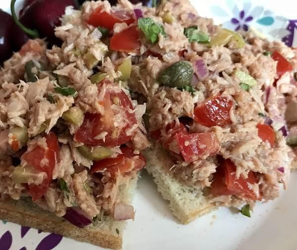 Maltese Tuna Spread Recipe