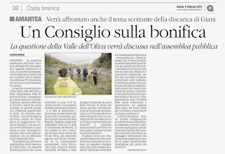 Photo: Il Quotidiano 8.02.2014, pag. 32