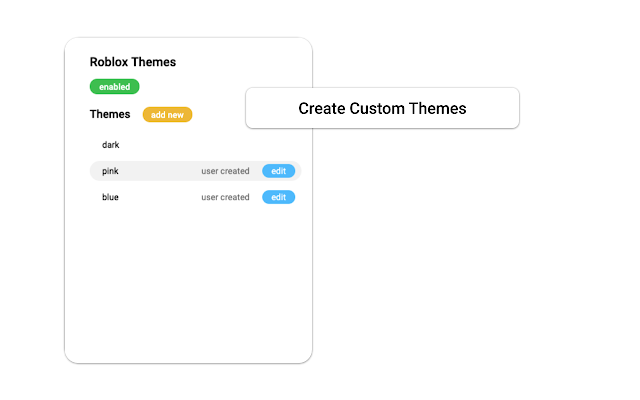 Roblox Themes [BETA] - Chrome Web Store
