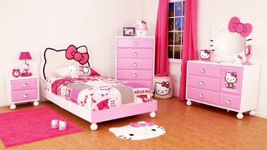 girl bedroom design ideas screenshot thumbnail girl bedroom design ideas screenshot thumbnail - Room Design Ideas For Girl