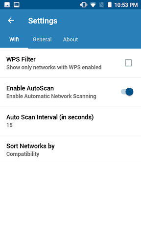 WIFI WPS WPA TESTER 3.9.5 screenshots 4