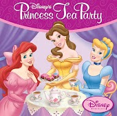 Disney Princess Tea Party
