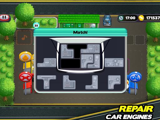Tiny Auto Shop - Car Wash and Garage Game  screenshots 14