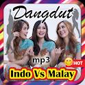 Lagu Dangdut Indo Vs Malay icon