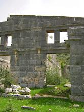 Photo: Andriake, Hadrina's Granary .......... Graanopslagruimte van Hadrianus.