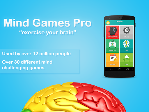 Mind Games Pro 3.2.0 screenshots 1