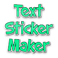 Text sticker maker for whatsapp - text stickers APK