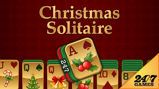 Christmas Solitaire FREE- screenshot thumbnail