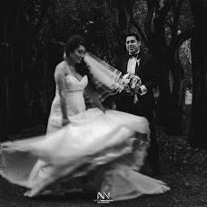 Wedding photographer Néstor Winchester (nestorwincheste). Photo of 25.09.2017
