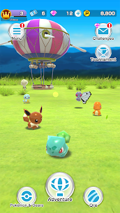 Pokémon Rumble Rush mod apk download for android 1