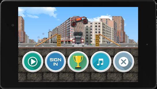 Monster Ride Screenshot