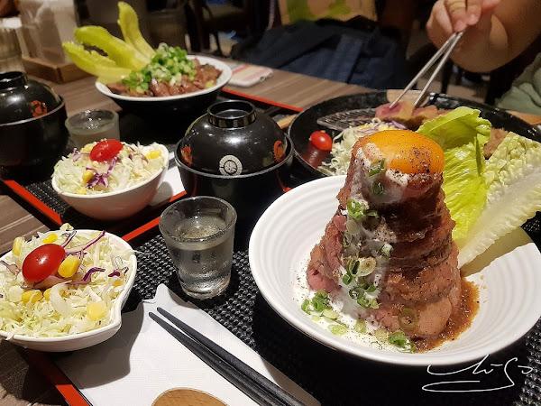 丼Fun-日本式丼のご飯  超好吃炸牛排~肉食主義者不可錯過!牛肉做的花-薔薇/玫瑰!