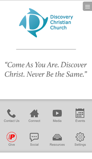 Discovery Christian Church CA