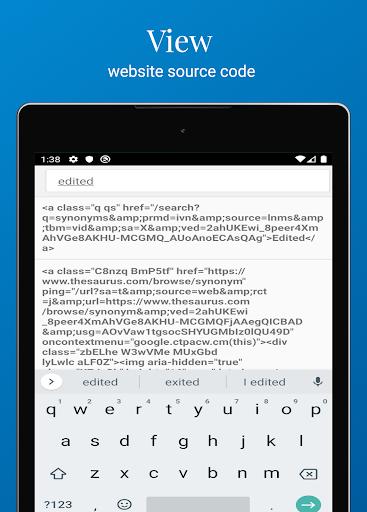 Inspect and Edit HTML Live screenshot 7