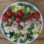 Summer Cobb Salad (32oz, Generous Portion)