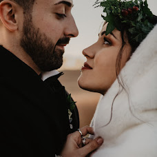 Wedding photographer Emanuele Guadagno (inbiancoenero). Photo of 03.01.2019