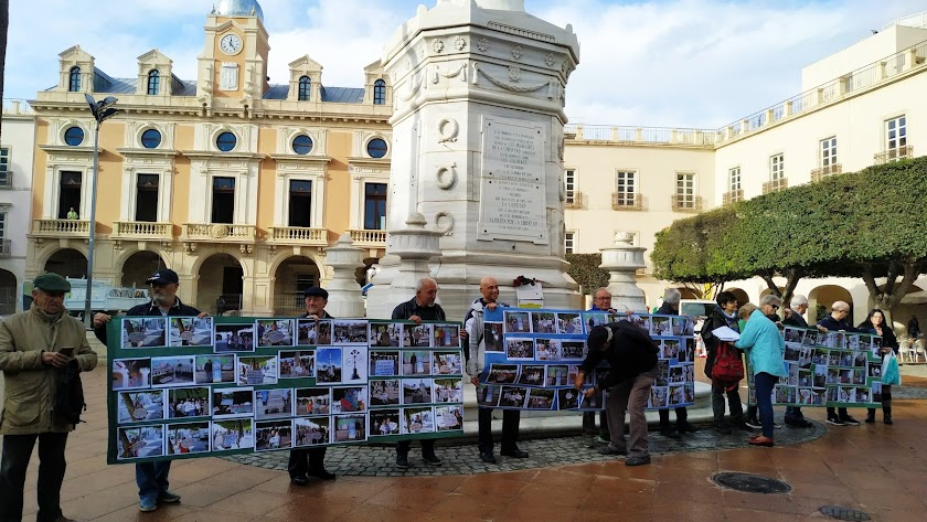 Colectivos sociales que han presentado alegaciones al cambio del Catálogo de la Plaza Vieja