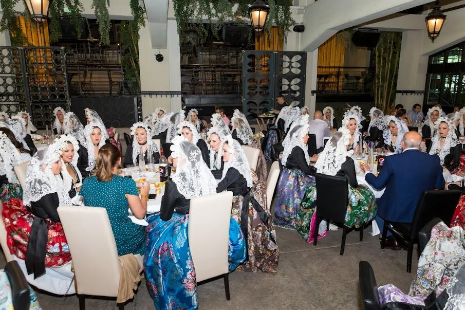 La comitiva alicantina disfruta de la ciudad de Lyon