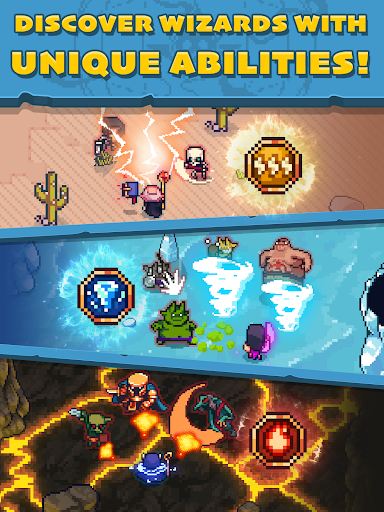 Tap Wizard RPG: Arcane Quest for PC