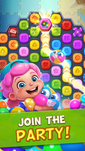 Toy Party: Match Three Game with Toy Friends! for Android apk 1
