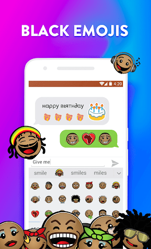 Smiley Emoji Keyboard 2018