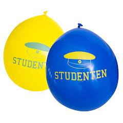 Ballong, student 23 cm