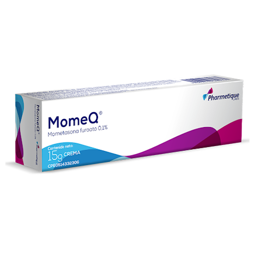 mometasona momeq 0.1% 15g crema pharmetique