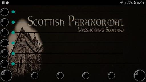 PC u7528 Scottish Paranormal Spirit Box App 1