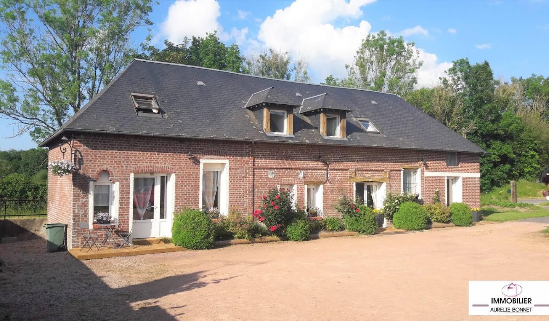 Maison Saint-Gatien-des-Bois