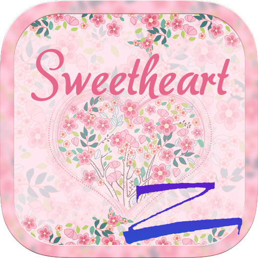 Sweet Heart Theme-ZEROLauncher