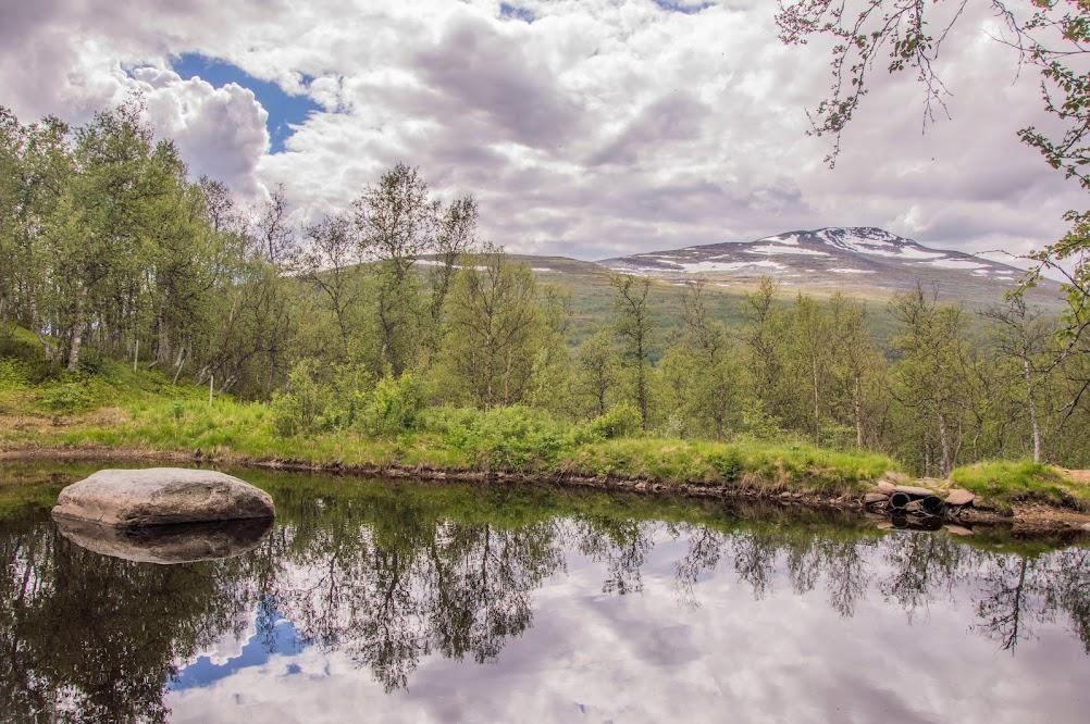 oppdal-noorwegen