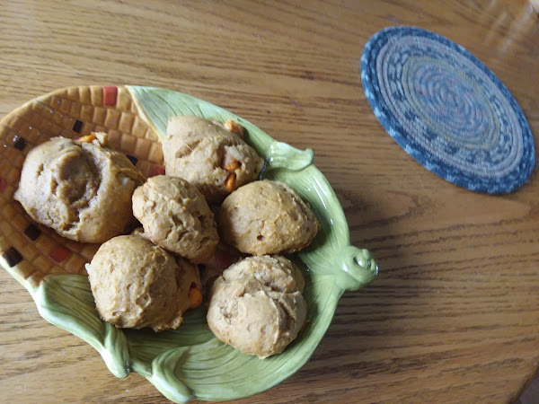 My New Fall Cookie (revised) Recipe