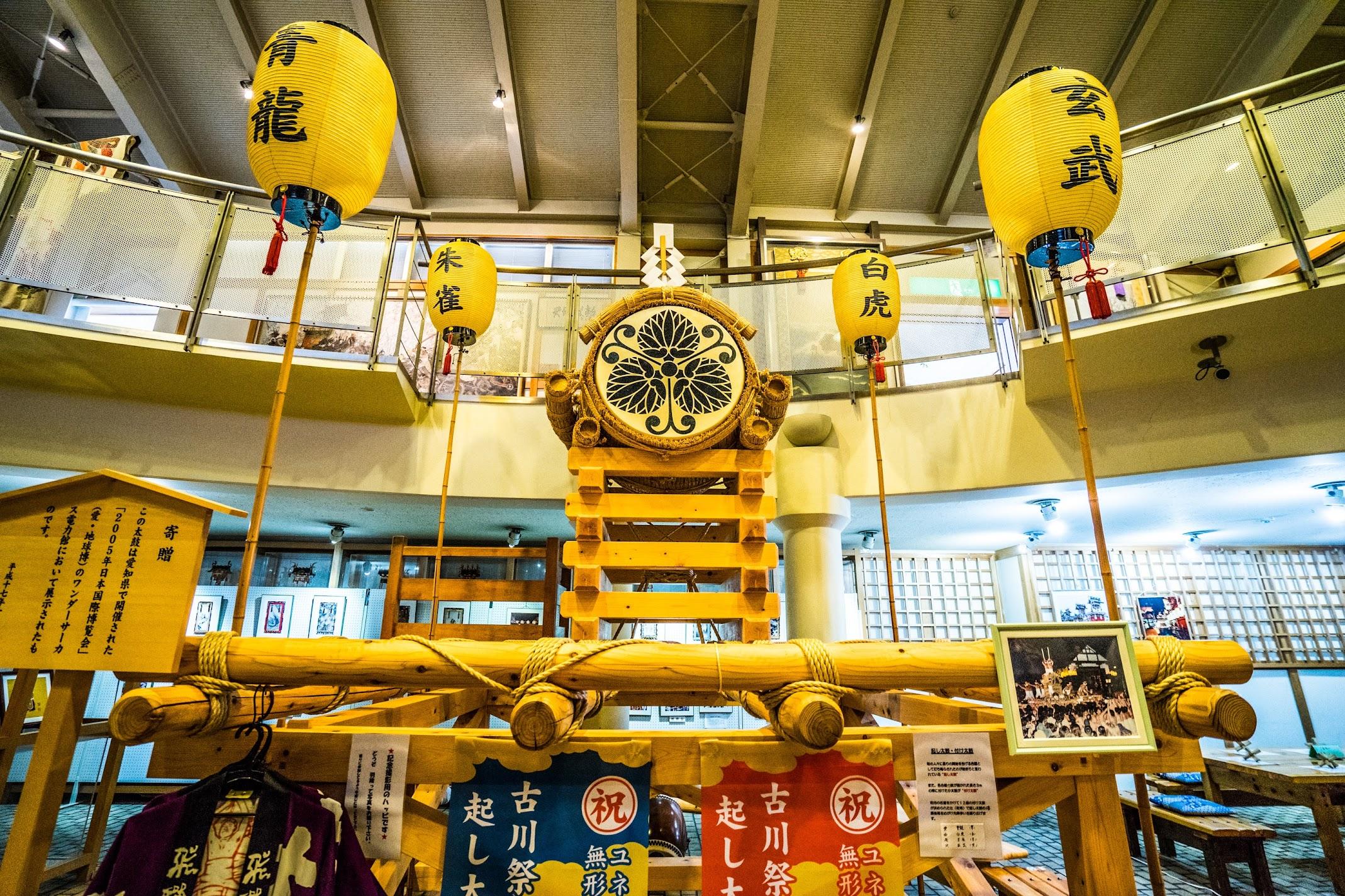 飛騨古川まつり会館4
