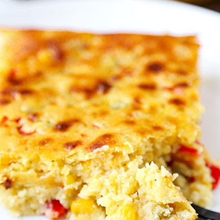 Lightened Up Corn Casserole Recipe