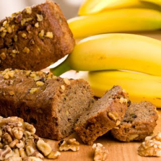 My Favorite Banana Nut Bread Recipe