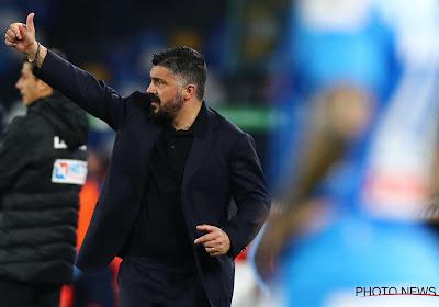 Naples décide de repousser la reprise de ses entraînements après la polémique