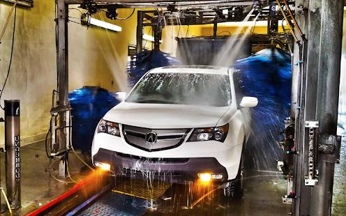Prado wash Simulator - náhled