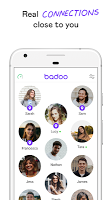 screenshot of Badoo — Dating App to Chat, Date & Meet New People