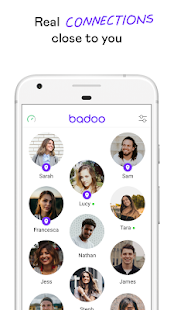 Badoo — Dating App to Chat, Date & Meet New People Screenshot