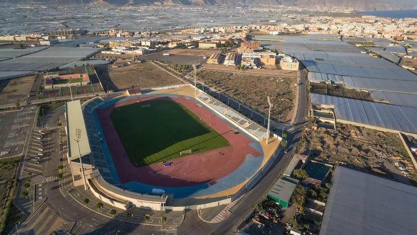 El Estadio Antonio Peroles espera a las mejores canteras de España.