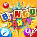 Bingo Party - Super Fun Bingo Games icon